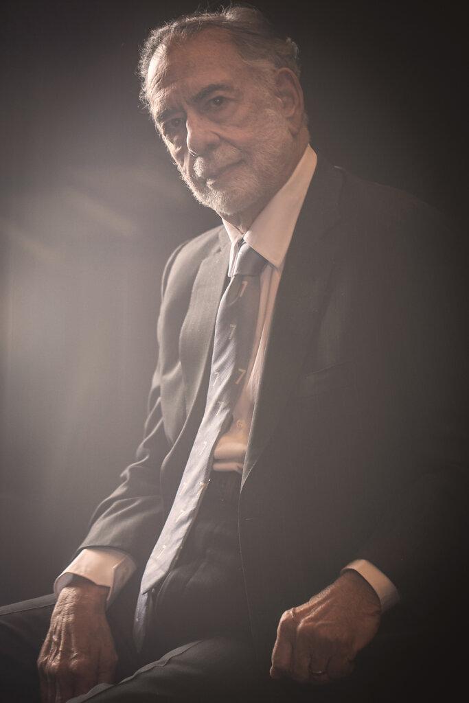 Suomen Kuvalehti, 2020. Francis Ford Coppola.